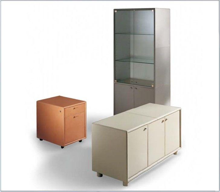 Кожаные шкафы и контейнеры