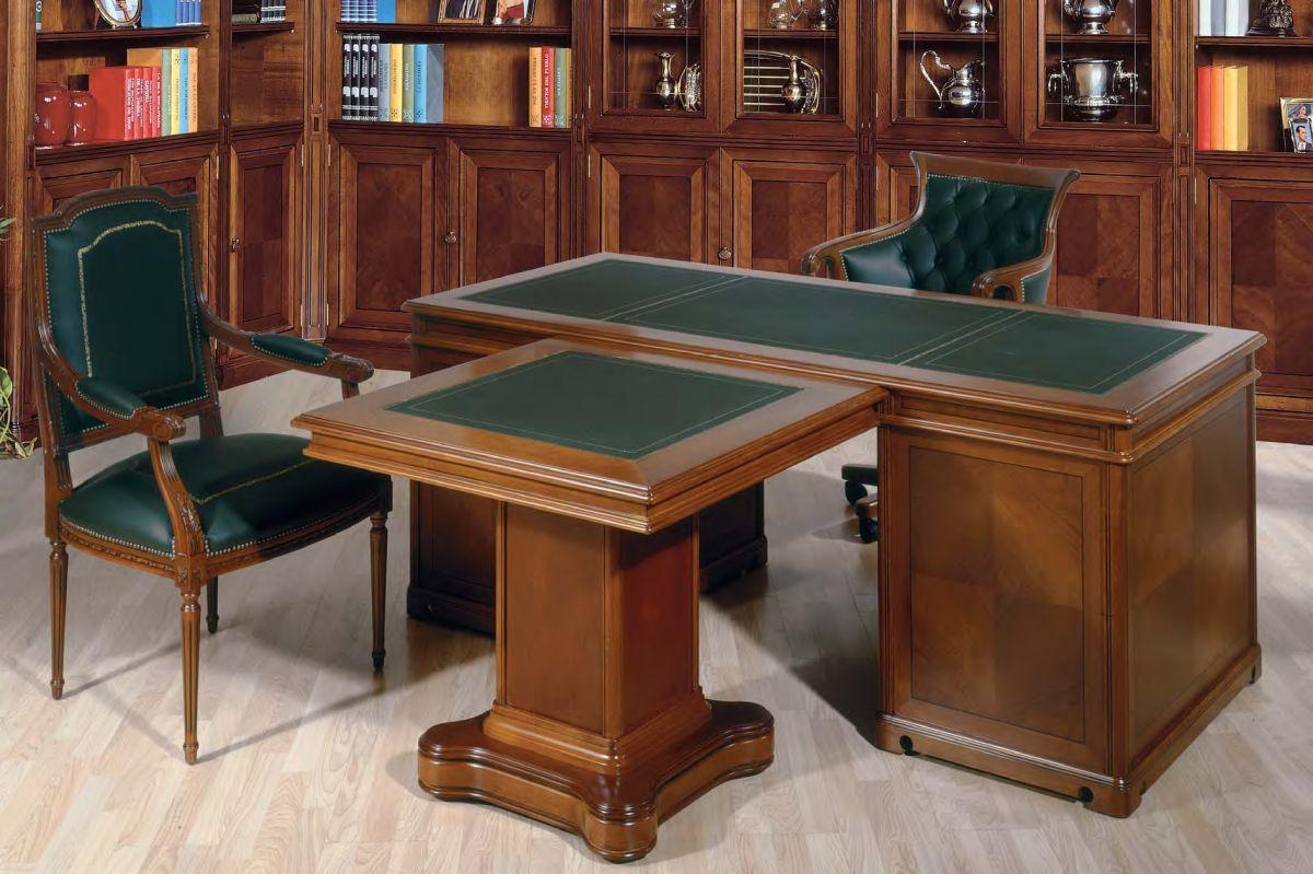 Классическая Кабинетная Мебель Classico Geno 25