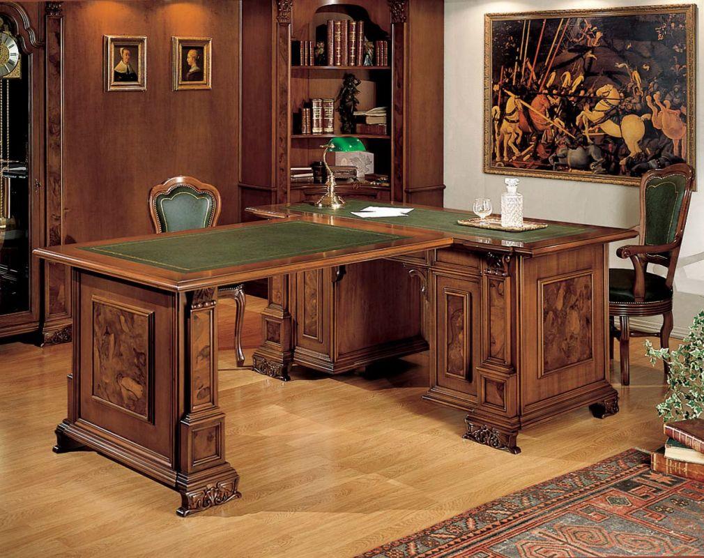 Итальянская Классическая Офисная Мебель THUN