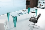 Стеклянный Офисный Стол ATLAS