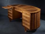 Письменный стол ARTS 212x98x89 с кожей